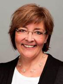 Frau Sabine Platzek-Laube
